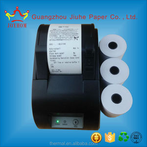 76*76mm 3 -ply ncr computer form ncr atm paper roll