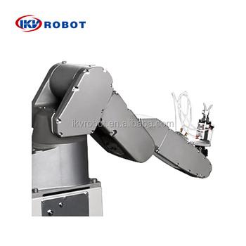 Ikv Robot Manipülatör Kolu Elektrostatik Sprey Boyama Makinesi Için