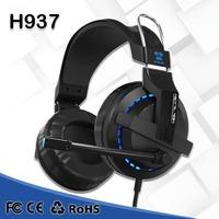 E-3lue H937 Voice Control Headphones Headset Earphones Handsfree for computer