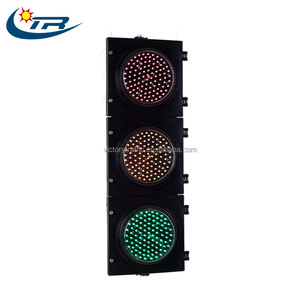 Environmentally-friendly Solar LED traffic light supplier
