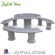Out Door Furniture Garden stone granite Table