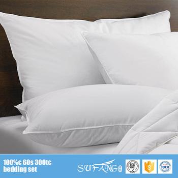 Hotel Bedding Set Bed Linen Wholesale Decorative Microfiber Bolster Interesting Decorative Pillow Inserts Wholesale