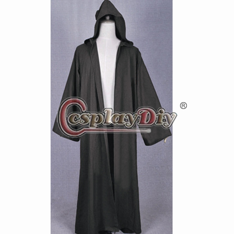 48bd65b44f Buy Star Wars Cloak Black Robe Coat Darth Sidious Adult Carnival Party  Cosplay Costume D0807 in Cheap Price on Alibaba.com
