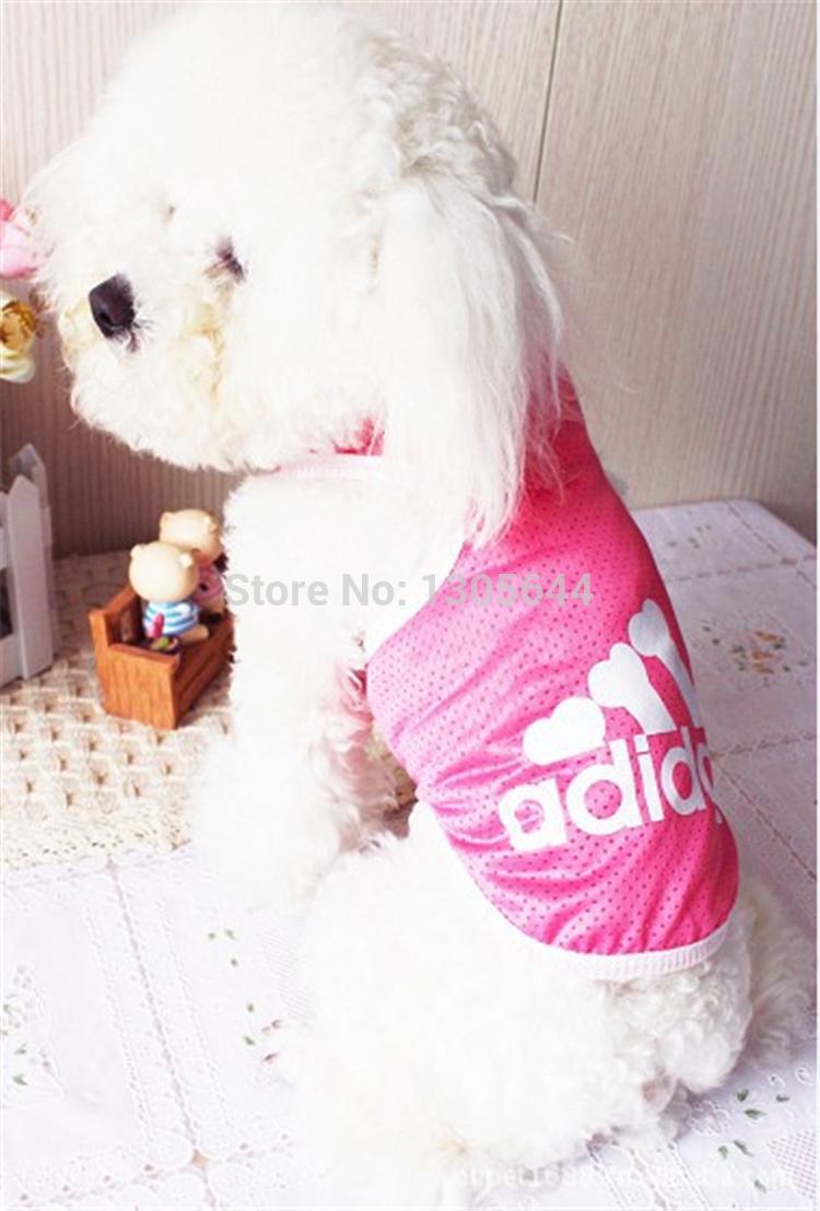 Полиэстер принт кость собака лето жилет домашнее животное одежда, Одежда для собаки, Собака платье, Собака рубашка