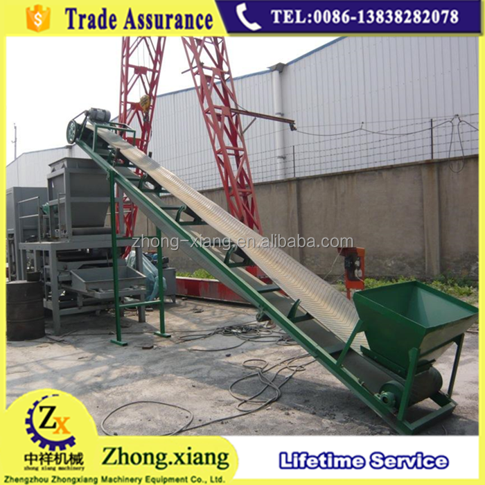Chain modular plastic conveyor belt