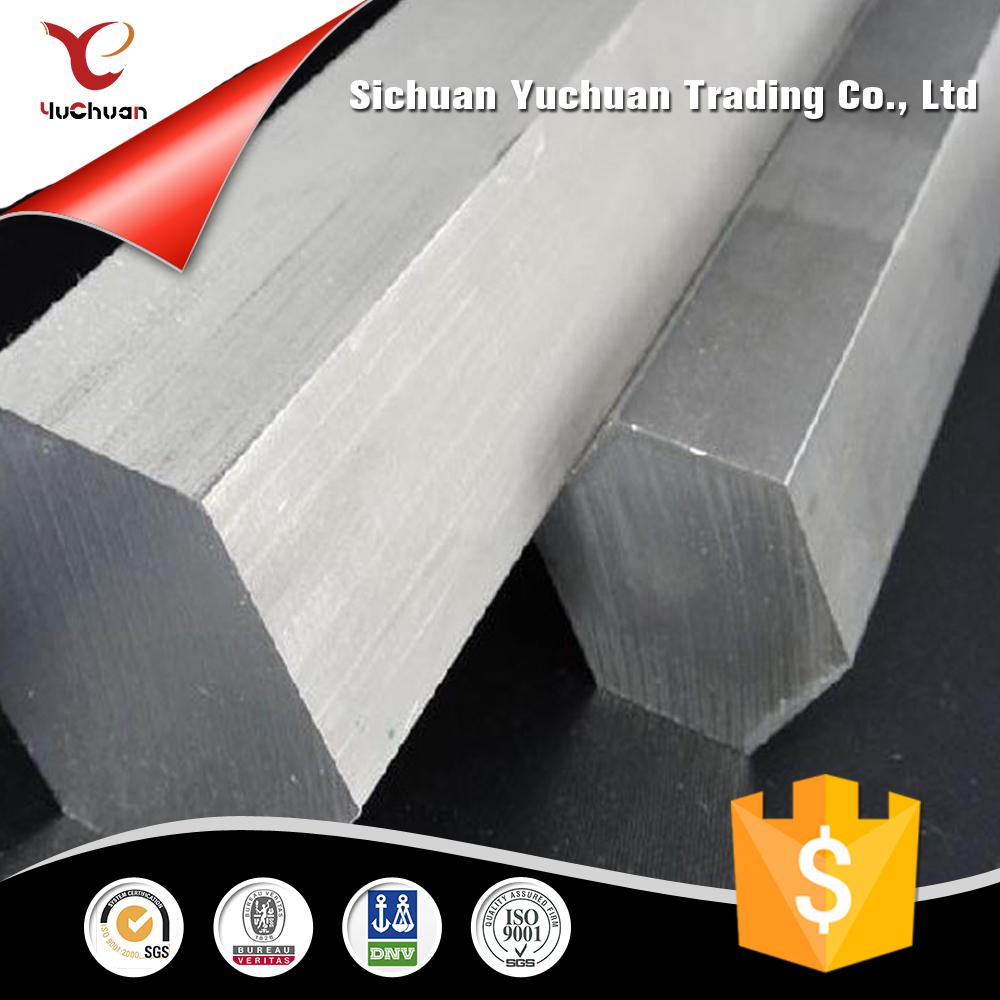 A8 Mod Alloy Steel Hexagonal Bars