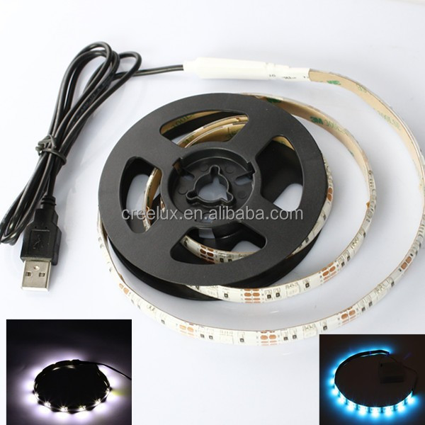5V USB led RGB lighting led light price list rope light