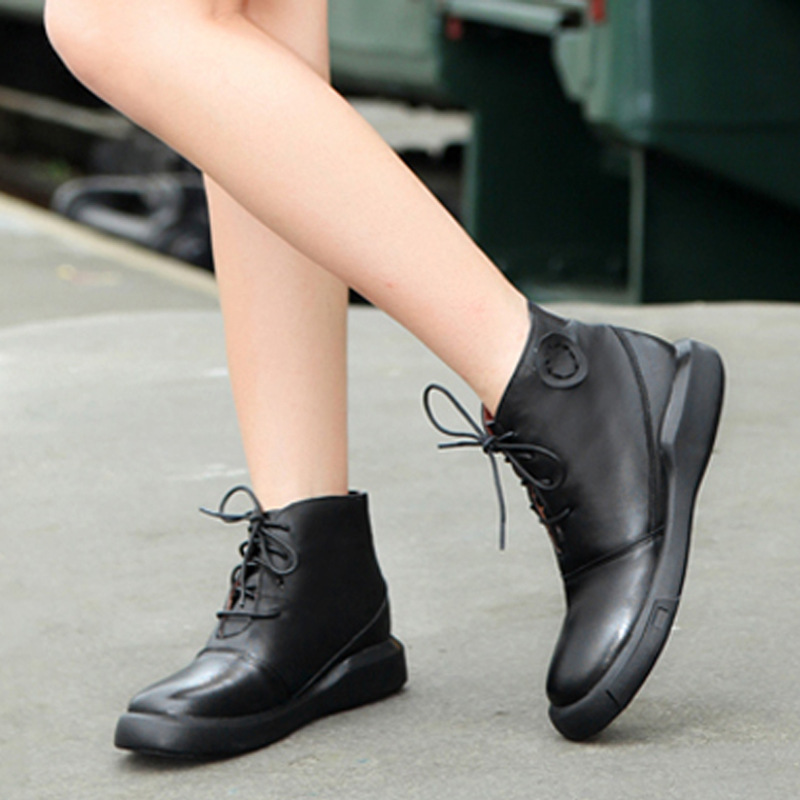 Casual Boots Shoe Time For Women