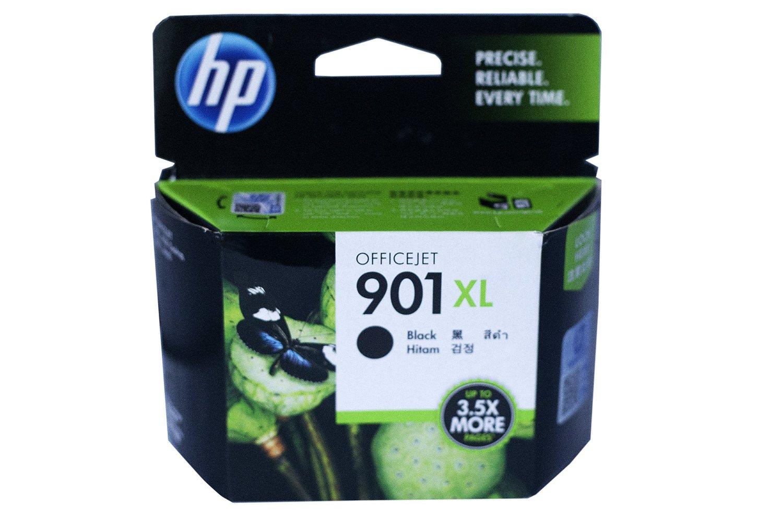 HP 901XL Black High Yield Original Ink Cartridge in Retail Packaging
