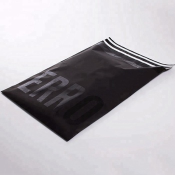 Custom Logo Printed Packaging Mailing Shipping Self Adhesive Plastic Bag For Clothing