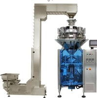 WP-MC321005 Factory price weighing/packing (2 in 1)machine for nuts with chocolate coating