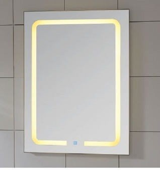 Luxury Wall Hanging Illuminated LED Bathroom Vanity Mirror
