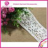 Fashion Embroidery Cotton Lace Wedding Dresses Polyester Lace Trim For Underwear