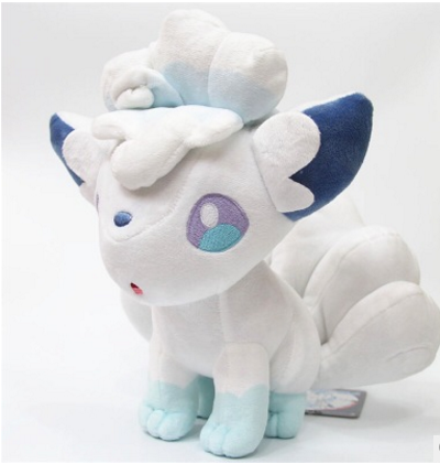 High Quality Cheap Pokemon Sun and Moon Game Vulpix Plush Toys