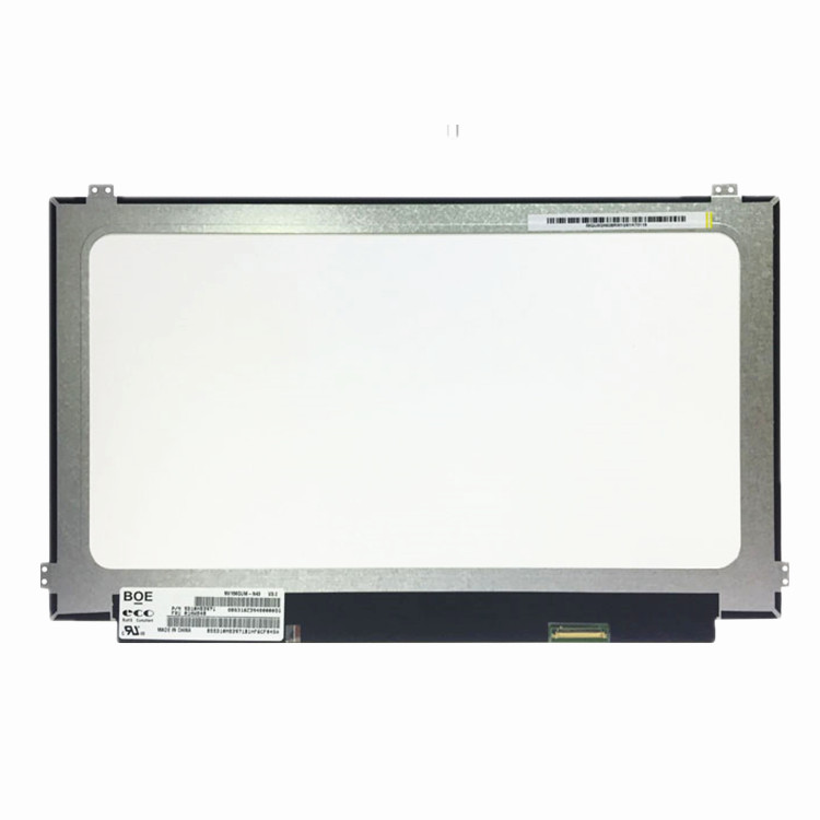 New 15.6'' Slim LCD Monitors For Laptop 3840*2160 EDP 40Pins Screen Display Panel NV156QUM-N43 01HW840