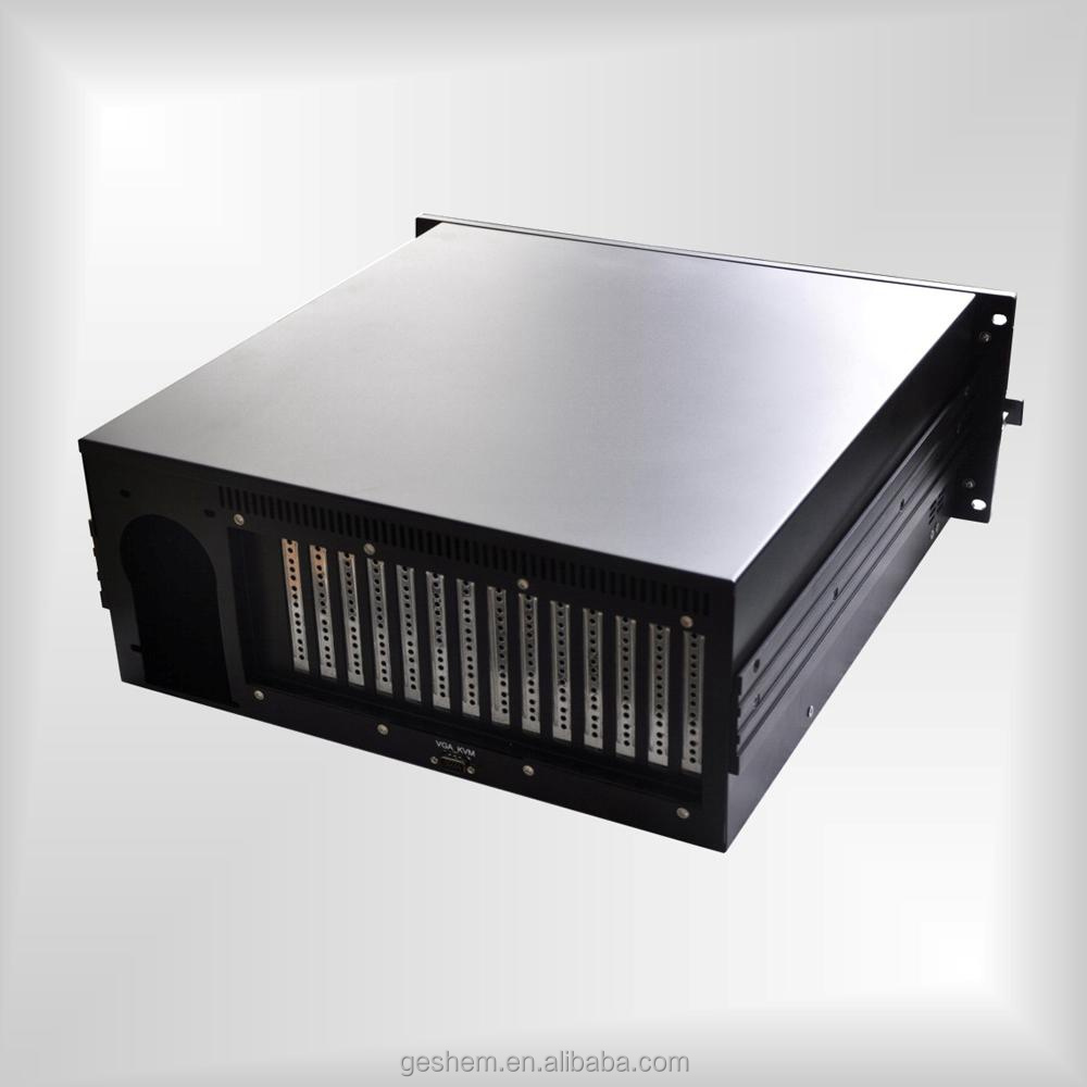 "Made in China 19"" 4U Rackmount industrial chassis"