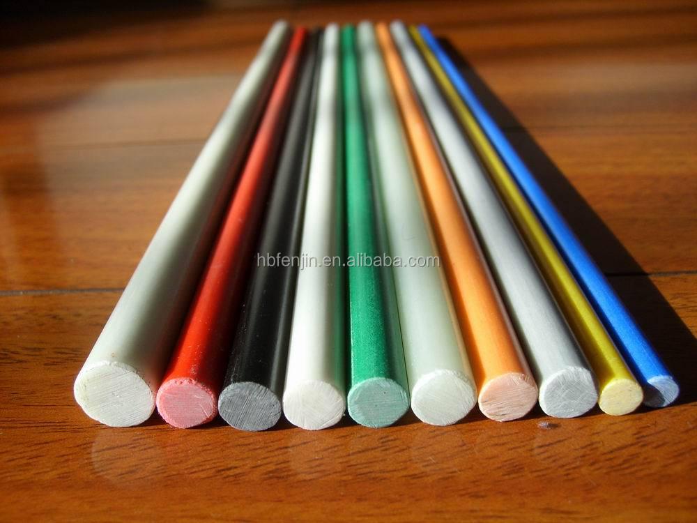 Reasonable Price Flexible Plastic Stick Solid Fiberglass