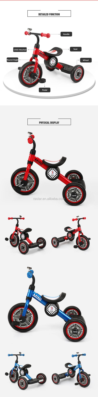 Rastar Giocattolo Bici Made In China Bmw Mini Licenza 3 Bambini