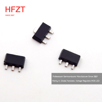 HFZT MOS SMD 9452 SOT-89 0.5W