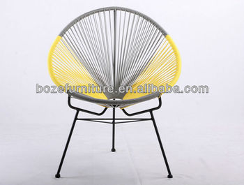 New Design Wholesale Poly Round Rattan Chair Acapulco Series Garden  Furniture, Outdoor Furniture Egg Chair