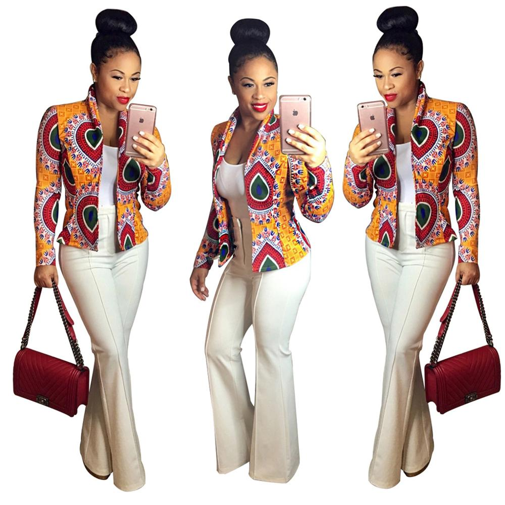 Ready to ship OEM ODM MQ3099 Ready made long sleeve Dashiki african design winter jacket for women on sale