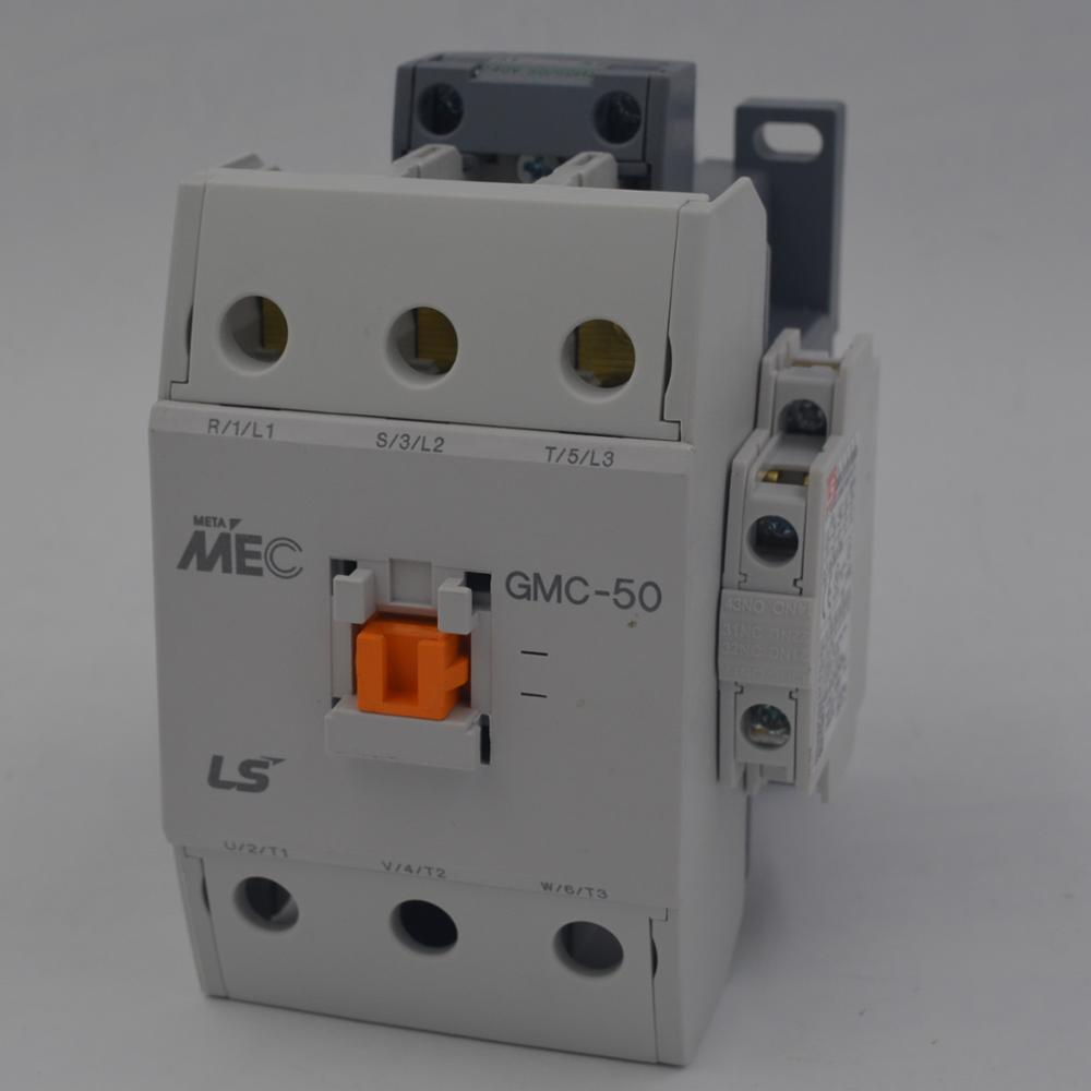 Nouveau ls contacteur GMC-125 220VAC