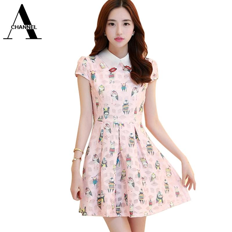 2fde76544a1 Aliexpress.com   Buy New Ladies Dress for Women Summer .