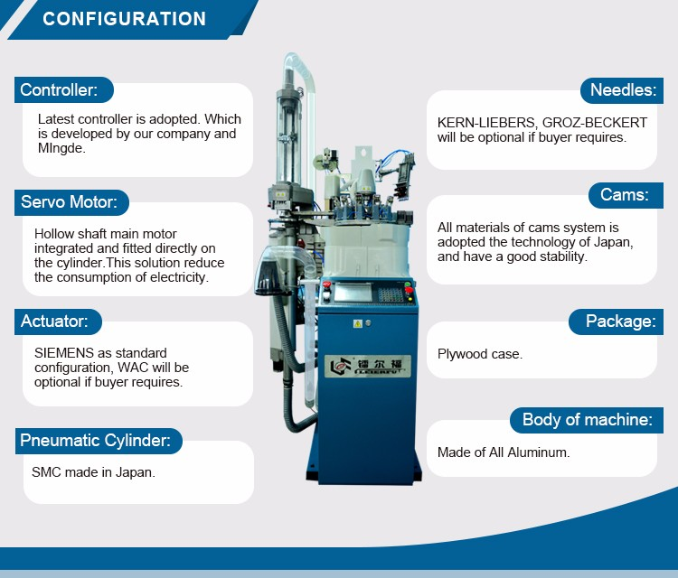 Knitting Machine Price Check : Hot selling high quality in china automatic used