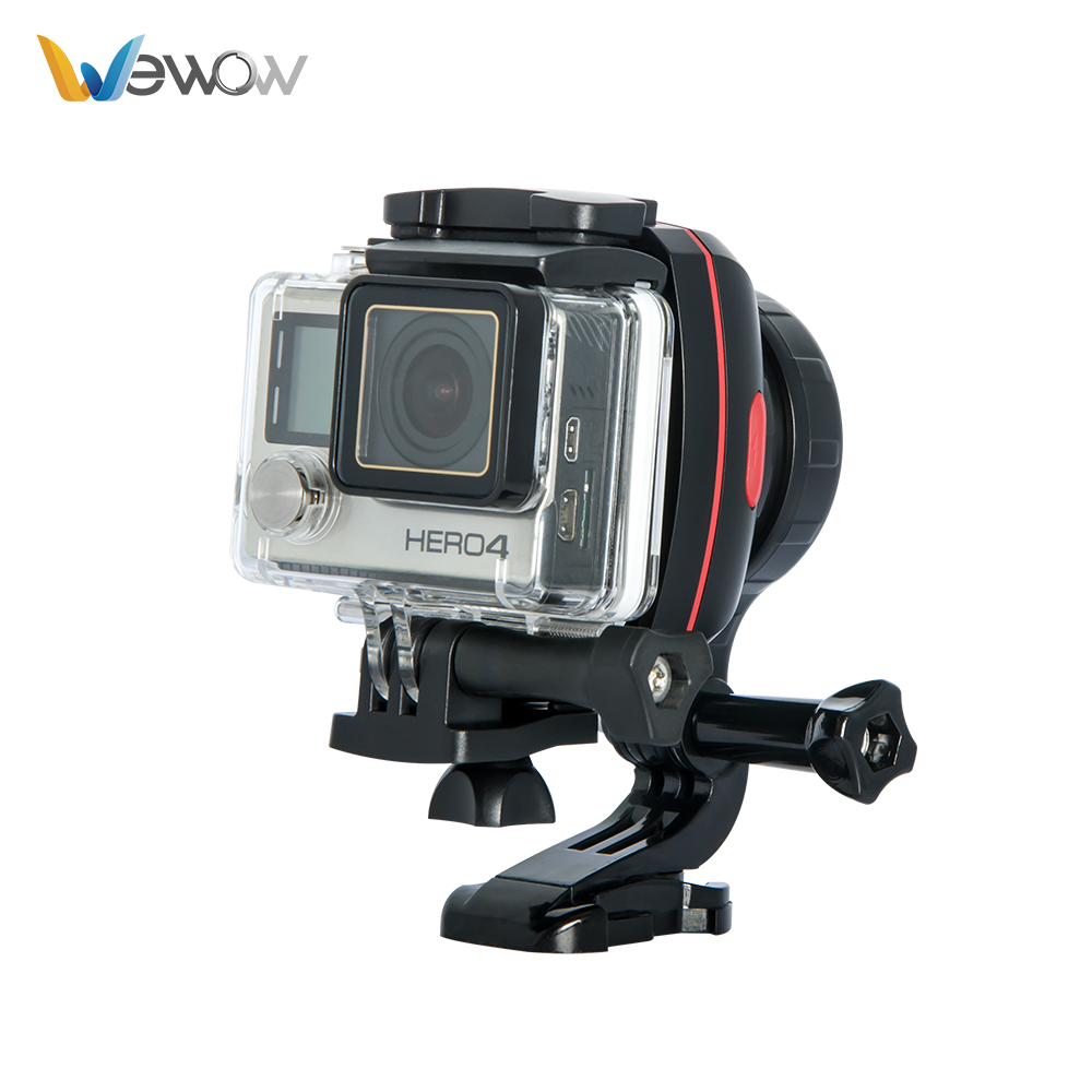 SportX1 Handheld Gimbal Adventure Camera Stabilizer for Go Pro Her o 5 3 3+ 4 Action Cameras