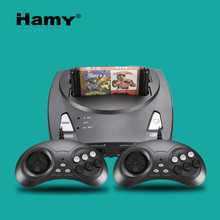 Hamy RetroTwin 2in1 sistema <span class=keywords><strong>de</strong></span> TV/Vídeo Game console com dois gamepad