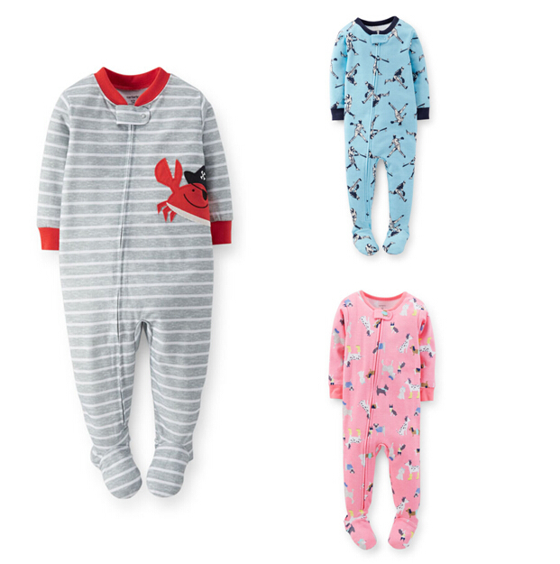 86a6e1d2c Buy Original Carters Baby Girls  amp  Boys 1-Piece Pajamas