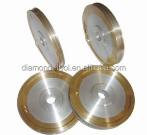 Guangzhou supplier 4 inch 100mm diamond glass grinding wheel abrasive tool for glass