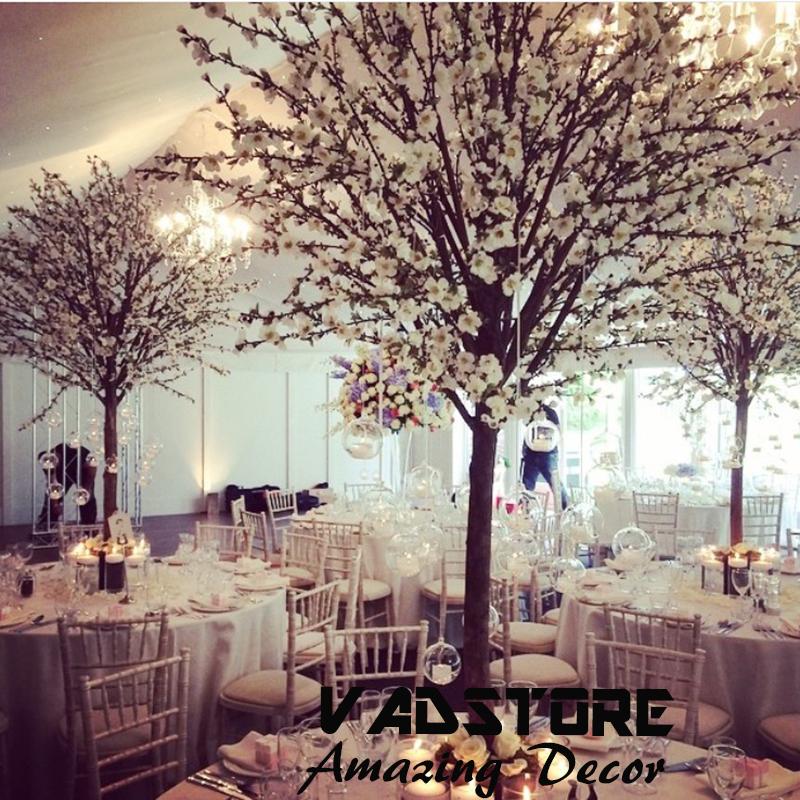 Artifiical Cherry Blossom Table Wedding Centerpiece Tree