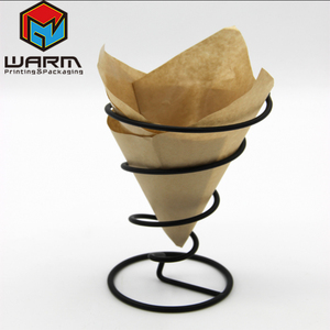 Wax Paper Food Wrapping Grease Proof Kraft Paper PE Coated Paper