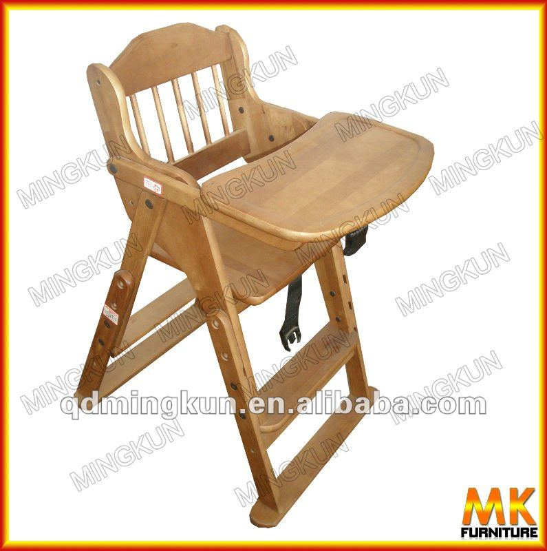 Beech Wood Furniture High Babyu0027s Food Chair   Buy Baby Dining  Chair,Babytable Chair,Bent Wood Beech Product On Alibaba.com