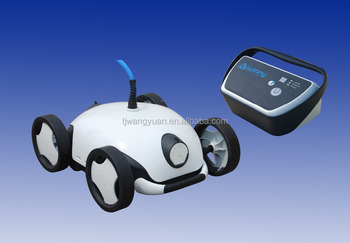 Swimming Pool Robotic Cleaner/swimming Pool Cleaner Robot - Buy Automatic  Pool Cleaner,Used Pool Cleaners,Portable Pool Cleaner Product on Alibaba.com