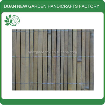 Cheap split bamboo fence screening buy cheap natural for Cheap fence screening