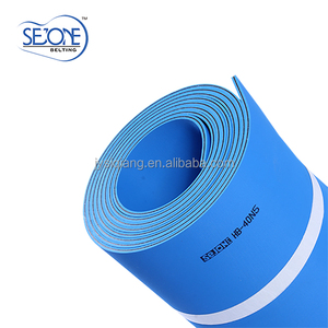 4mm rubber automatic folding carton box gluing machine belt exporter