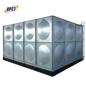 1000m3 industry stainless steel column hot water storage tank
