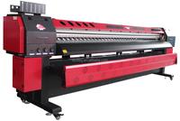 3.2m DX7 Print Head Large Format ECO Solvent Ink Jet Printer