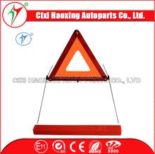 ISO Factory E-Mark Emergency Vehicle Tools Roadway safety reflective Warning Triangle