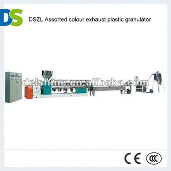 Ds Recycle Plastic Recycling Amp Pelletizing Machine Buy