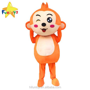 Funtoys CE Funny Monkey Carnival Adult Mascot Costumes
