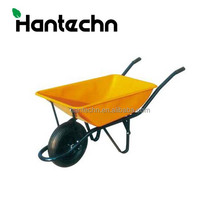Best quality farm garden tools cart power large metal heavy duty garden wheel barrows of China