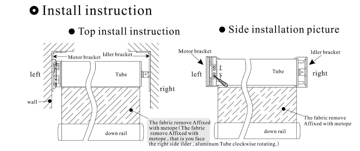 Tubular Motor Wiring Diagram