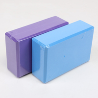 "Amazon Wholesale High Density 3""x6""x9"" EVA Foam Yoga Block/Bricker"