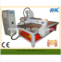 equipment for small business at home cnc cutting wood router machine Bed-Type Universal Milling Machine