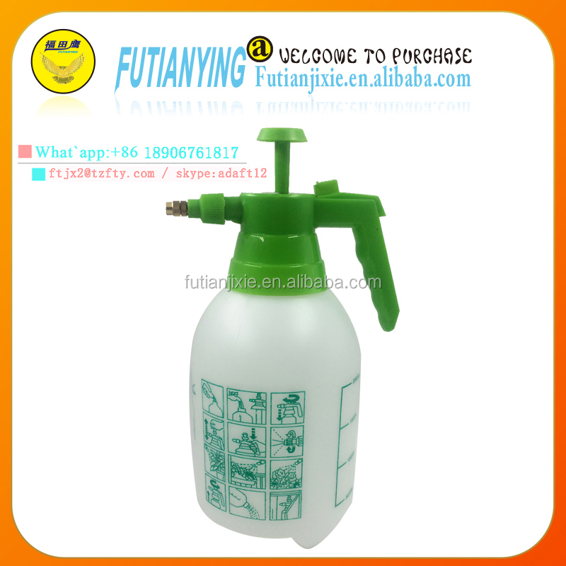 Garden Plastic Air Pressure Sprayer High Quality Sprayer2l