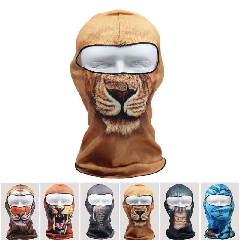 presa di fabbrica prezzi incredibili sulle immagini di piedi di Animale Design Personalizzato Maschera Da Sci Passamontagna ...