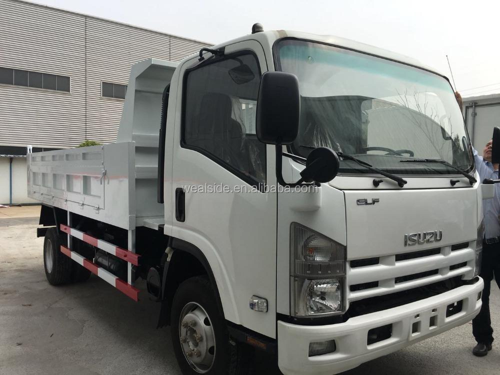 China Dump Isuzu Trucks, China Dump Isuzu Trucks